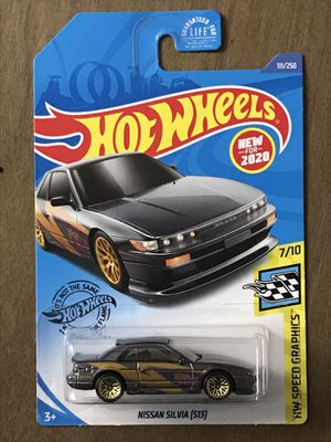 Hot Wheels Nissan S13 for Sale in Covina, CA