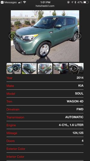 2014 Kia Soul for Sale in Portland, OR