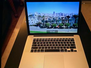 "Mac book pro 15"" for Sale in Rancho Cucamonga, CA"