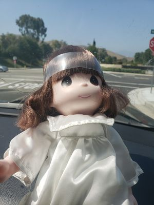 Precious moments doll for Sale in Riverside, CA