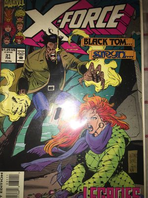 Vintage x-force comic books for Sale in Washington, DC