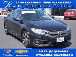 2016 Honda Civic Sedan for Sale in Temecula, CA