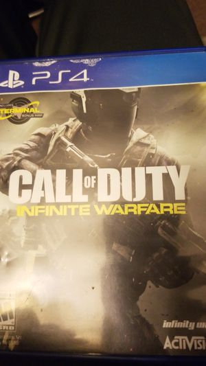 Call of duty infinity warfare for Sale in Vancouver, WA