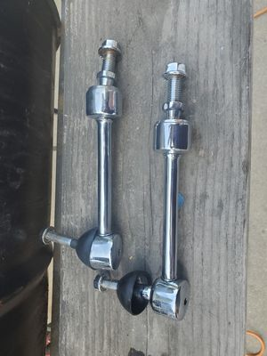 Stock chrome tie rods for Sale in Los Angeles, CA