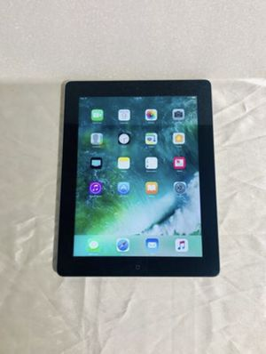 Save $$! Apple iPad 4 4th Generation 16GB, Space Gray Tablet Wi-Fi Only Model-MD510LL/A for Sale in Dallas, TX