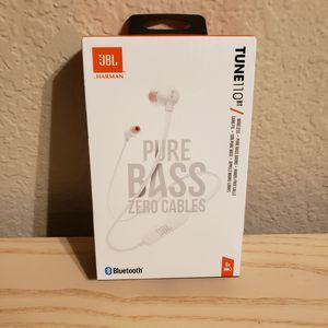 JBL Tune 110BT Bluetooth Earbuds / Headphones for Sale in Phoenix, AZ