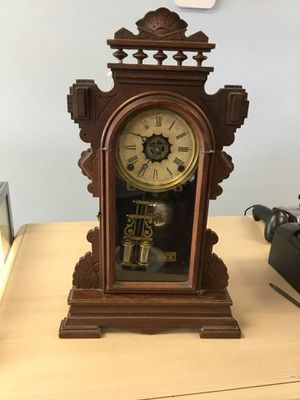 Ansonia Clock 1880s Antique for Sale in Strongsville, OH