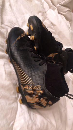 Nike soccer cleats boys for Sale in Visalia, CA