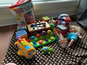 Toys for 6 months-3 years old for Sale in Redmond, WA