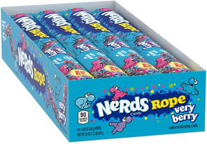 Nerds rope candy/Very Berry/Wholesale Bulk/24 Pack for Sale in Baldwin Park, CA