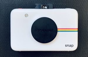Polaroid Snap Instant Digital Camera (White) for Sale in Los Angeles, CA