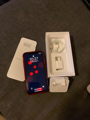 iPhone XR 128 GB T-Mobile for Sale in Renton, WA