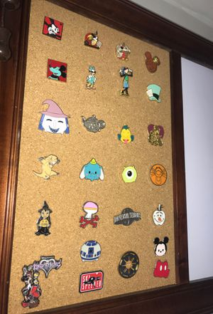 DISNEY PIN COLLECTION $5 EACH for Sale in Lynn, MA