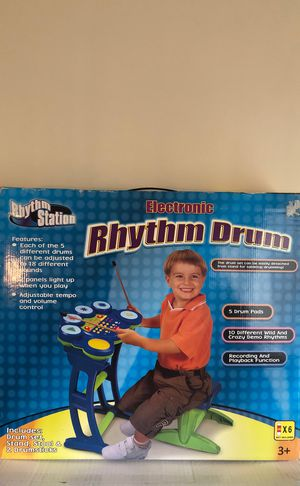 New Electronic Rhythm Drum for Sale in Jessup, MD