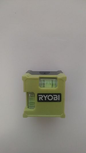 RyobiEll 1500 Laser cube compact level for Sale in Pueblo West, CO