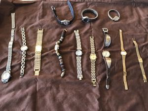 Lot of 14 watches for Sale in Young, AZ