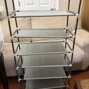 7 Tiers Shoe Rack Organizer for Sale in Houston, TX