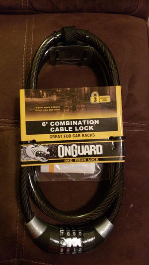OnGuard Bike Lock for Sale in Boston, MA