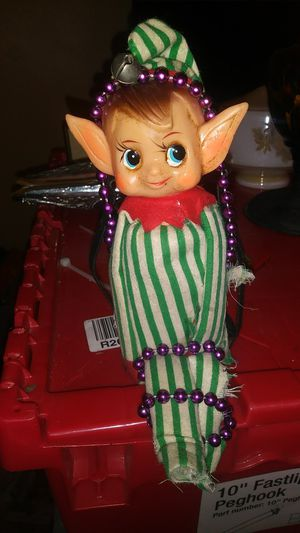 Antique elf on a shelf doll for Sale in Long Beach, CA