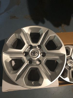 Rims oem 4Runner for Sale in Elmwood Park, IL
