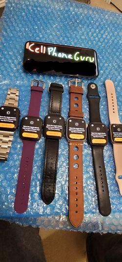 Apple Watch Series 4 40mm 44mm LTE GPS Unlocked for Sale in Phoenix,  AZ