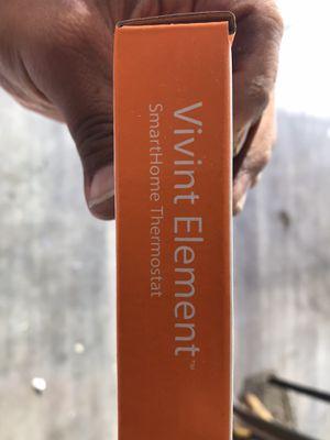 18-Vivint Element smart home thermostats for Sale in Avondale, AZ