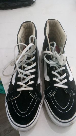 Vans unisex Shoes size 7 for Sale in Los Angeles, CA