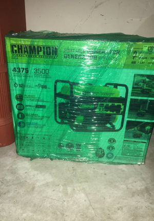 Generator for Sale in Spring, TX
