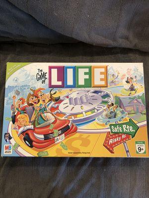 Milton Bradley Life Board Game - Complete set for Sale in Austin, TX