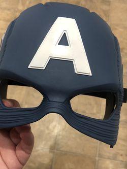 Kids Captain America Mask for Sale in Gresham,  OR