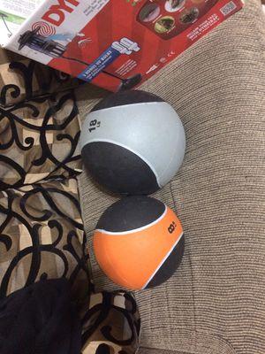 Medicine balls for Sale in Clarksville, TN