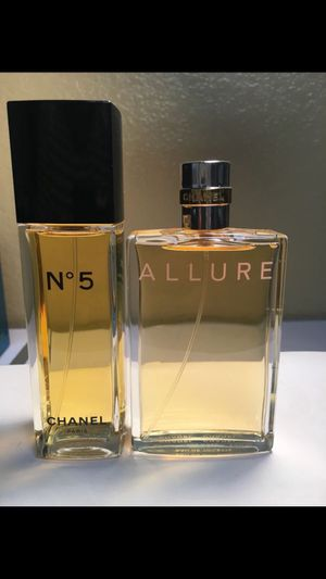 Chanel women's perfume 100% authentic for Sale in San Bernardino, CA