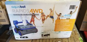Aquabot Robotic Swimming Pool Cleaner for Sale in Hesperia, CA