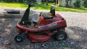Craftsman 13.5HP riding mower for Sale in Brookeville, MD
