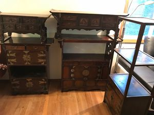Antique Korean Chests for Sale in Seattle, WA