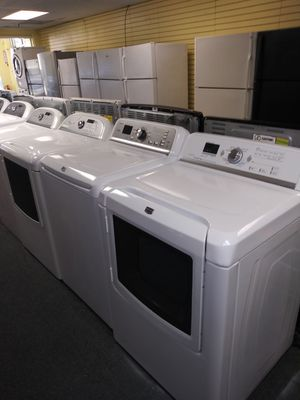 Maytag electric top load set washer and dryer in exellent condition for Sale in Laurel, MD