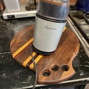 Capresso Electric Coffee Grinder for Sale in Suffolk, VA