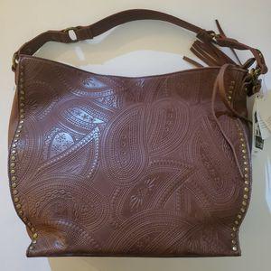 The Sak Silverlake Leather Hobo, original price $199. for Sale in Goose Creek, SC