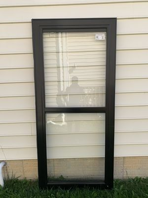 Larson Door w/slide down screen for Sale in Middle River, MD