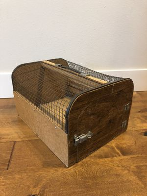 Wood Animal Crate for Sale in Lynnwood, WA