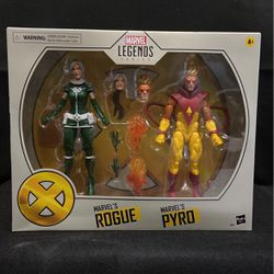 Marvel Legends 2 Pack Rouge And Pyro for Sale in The Bronx,  NY