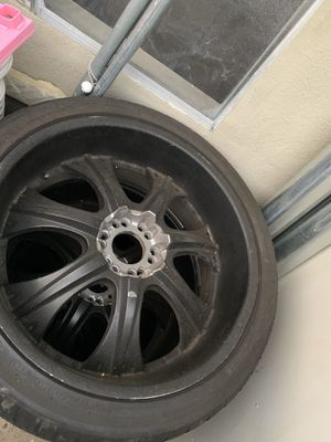 Rims for gmc or Chevy for Sale in Lake Forest, CA
