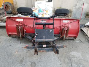Boss plow 8ft with remote for Sale in Haverhill, MA