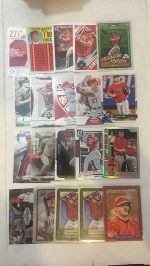 Mike Trout Baseball Cards for Sale in Bothell, WA