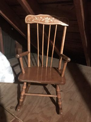 Kids rocking chair for Sale in Springdale, PA