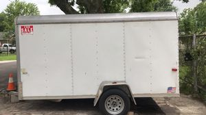 Enclosed Trailer / NEED SOLD ASAP for Sale in Houston, TX
