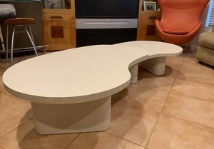 Vintage Formica swivel coffee table for Sale in Pompano Beach, FL