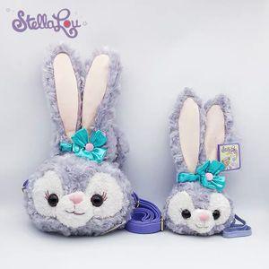 Tokyo Disney Stella Lou Rabbit Plush messenger bag duffy bear Shelliemay's friend children's purse shoulder bag for Sale in Chula Vista, CA