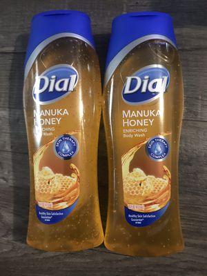 Dial Manuka honey body wash $2.75 each for Sale in Arrowhead Farms, CA