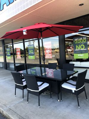 Sams sofa & mattress — Financing is Available No Credit Check No Money Down -behind jack in the box— 4986 Watt Ave North highlands ca 95660 Monday-Sa for Sale in North Highlands, CA